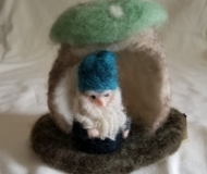 Felted-Art-Figure-Gnome