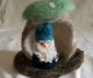 Felted-Art-Figure-Gnome