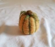 Felted-Art-Figure-Pumpkin