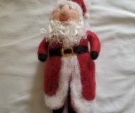 Felted-Art-Figure-Santa