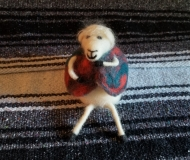 Felted-Art-Figure-Shawl-Sheep
