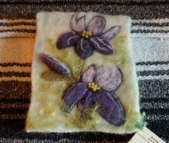 Felted-Art-Picture-Iris