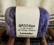 Felted-Soap-Lavender