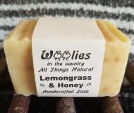Soap-Citrus-Themed-Lemongrass-Honey
